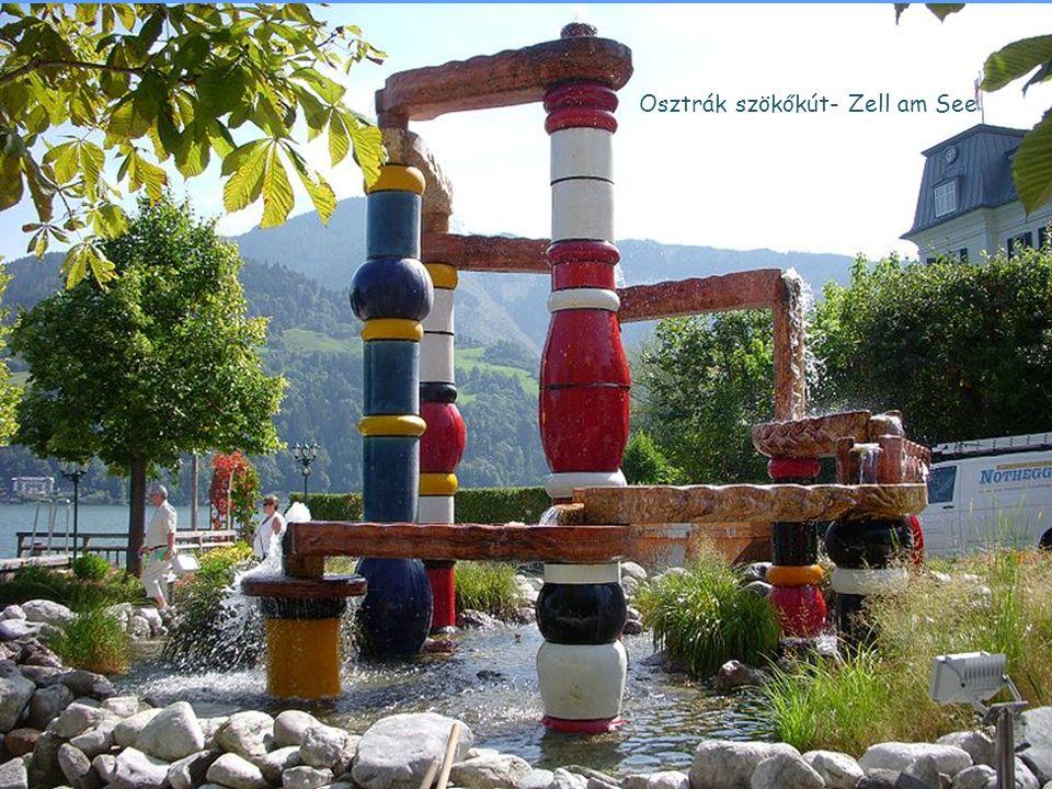 A templom más nézőpontból - Bärnbach (Steiermark), Austria