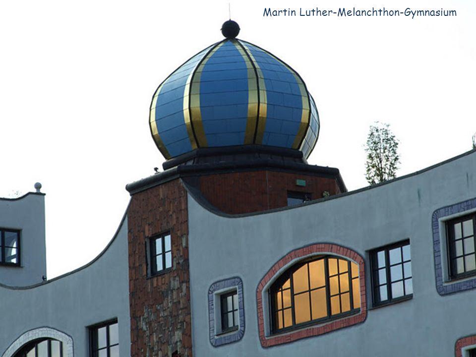 Luther Melanchthon Gimnázium - Lutherstadt Wittenberg, Németország