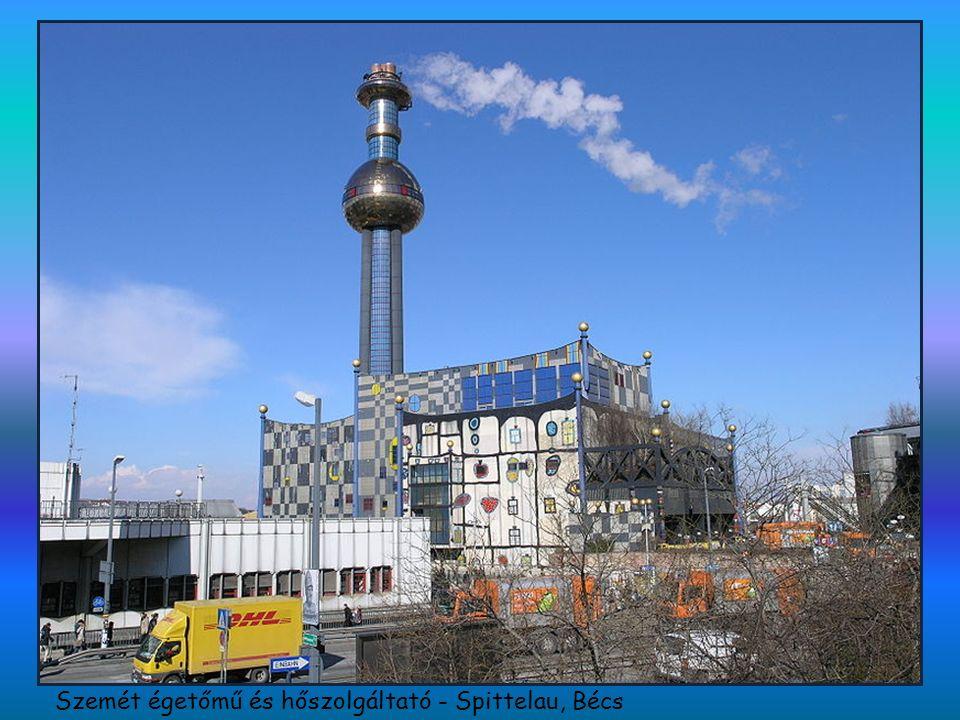 Ronald McDonald Haus – Grugapark, Essen, Németország.