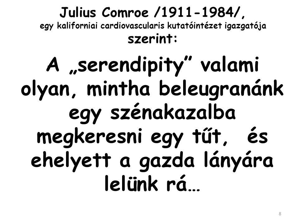Országh; Angol-magyar szótár: SERENDIPITY : 7
