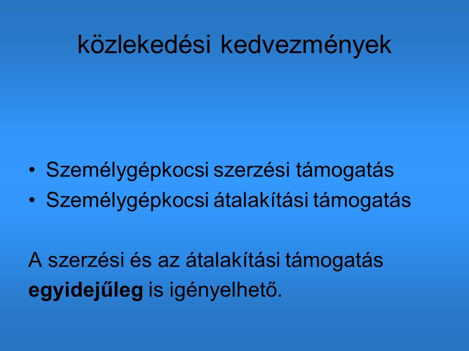 Súlyos mozgáskorlátozott személyek c) A súlyos mozgáskorlátozott személyek közlekedési kedvezményeiről szóló 102/2011.