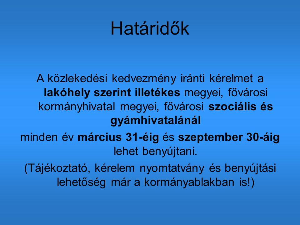 Benyújtási határidő 2014.szeptember 30..