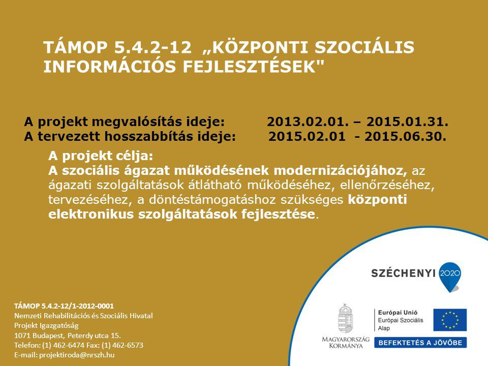 PTR KÉPZÉS ÜTEMEZÉSE Összes meghirdetett képzési nap 2014.10.13 - 2015.01.29.