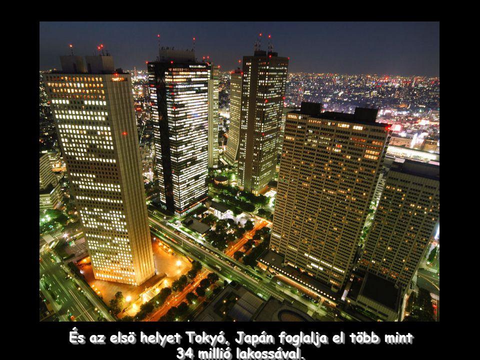 2 ik helyen Seoul van 25 millió lakossal