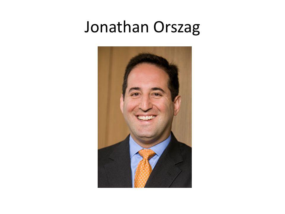 Jonathan Orszag