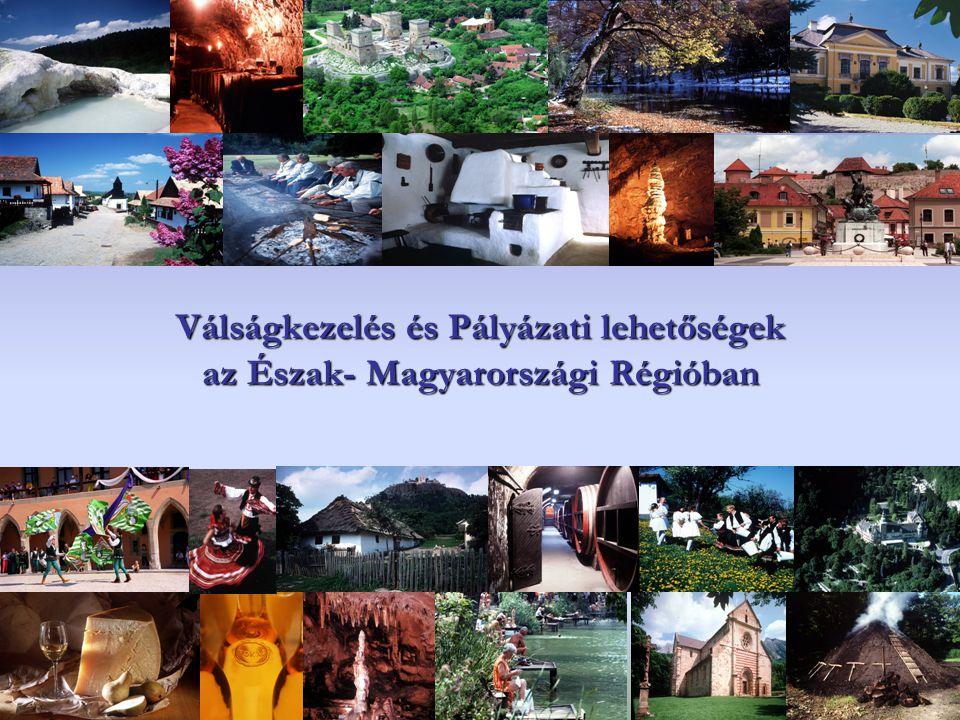 Válságkezelés és Pályázati lehetőségek az Észak- Magyarországi Régióban