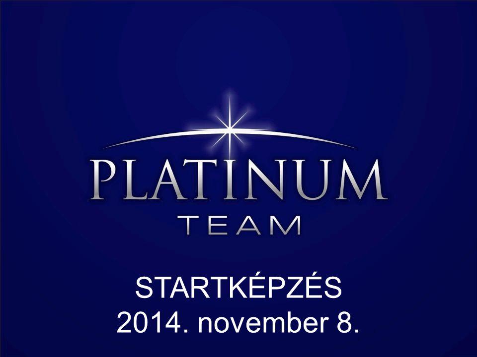 STARTKÉPZÉS 2014. november 8.