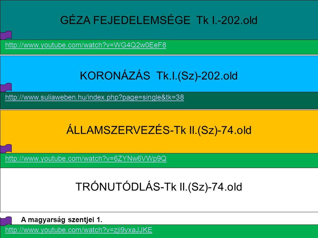 Géza fejedelemsége Taksony fejedelem.A bécsi képes krónika 33.