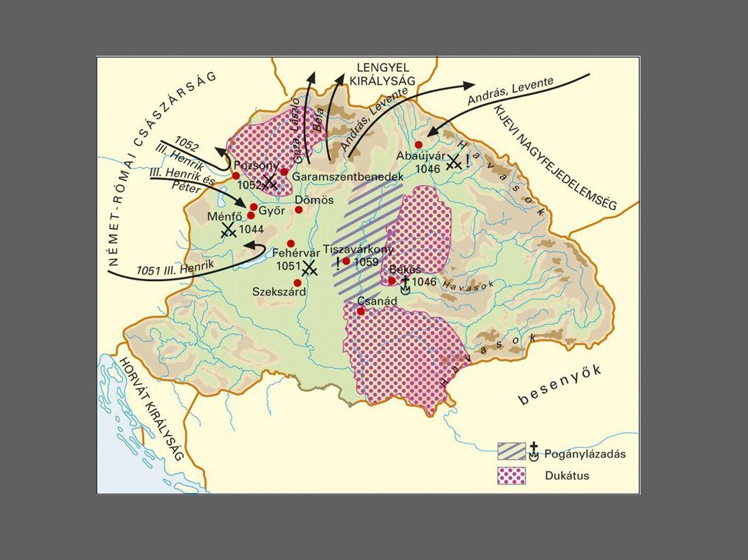 1095-1116 Sz. László Horvátország Könyves Kálmán Dalmácia 1077-1095