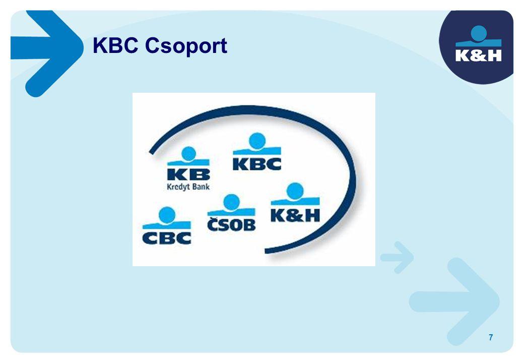 KBC Csoport 7