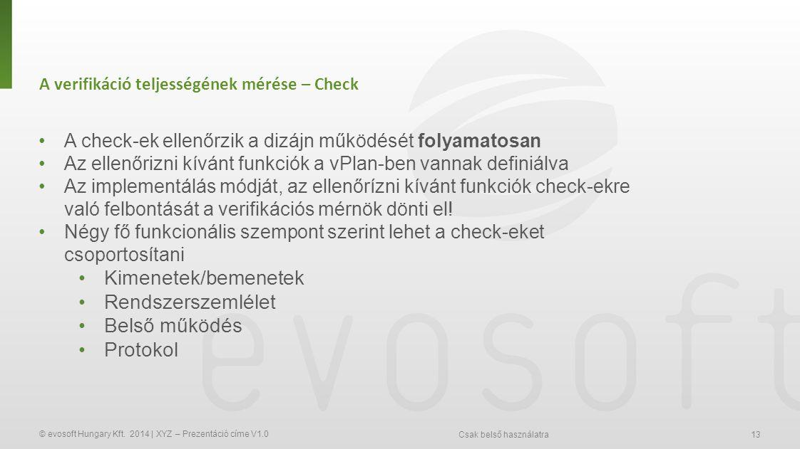 © evosoft Hungary Kft.