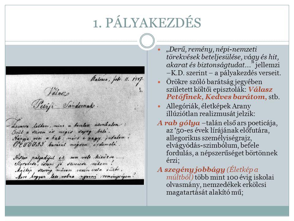 A népdalgyűjtő Arany János 1953 elején látott napvilágot az Akadémia Kiadónál Arany János 1871 és 1874 között Bartalus Istvánnak, a kor ismert zeneesztétájának és népdalgyűjtőjének a felkérésére Arany János által sajátkezűleg lejegyzett népdalgyűjteménye.
