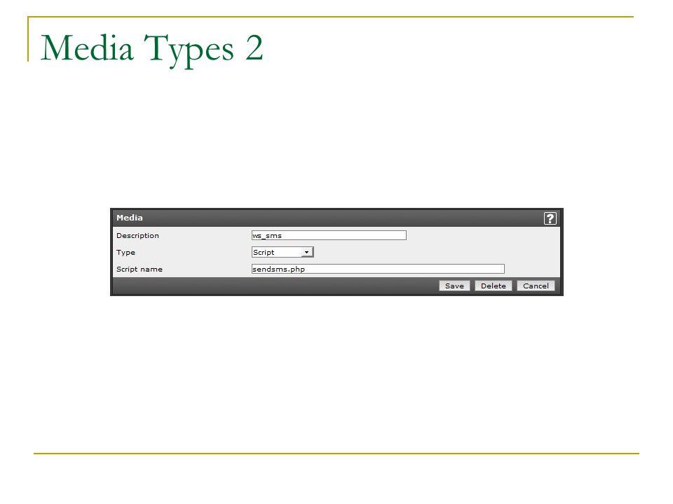 Media Types 2