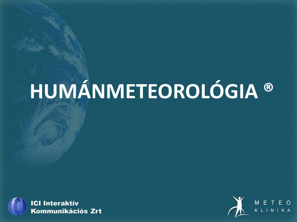 HUMÁNMETEOROLÓGIA ®