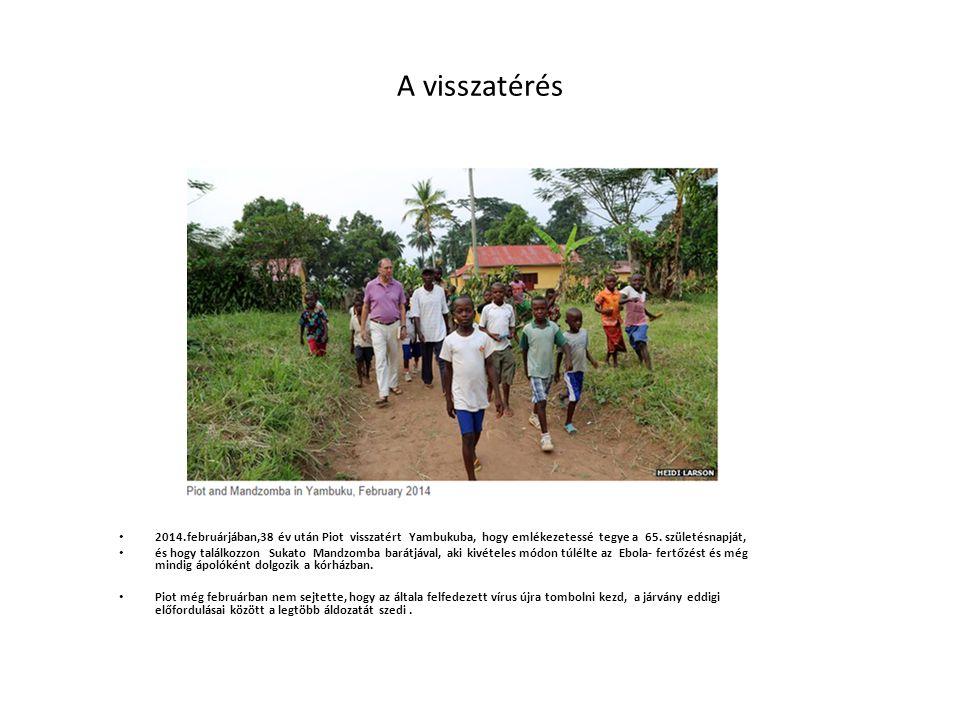 A vírus besorolása,kimutatása Az Ebola-vírus leggyakrabban közölt, legismertebb fotója 2014-ben..