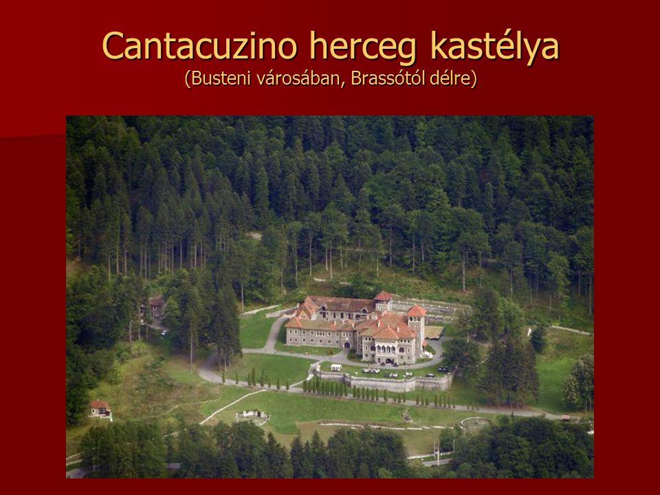 Törcsvári kastély (Drakula kastély)