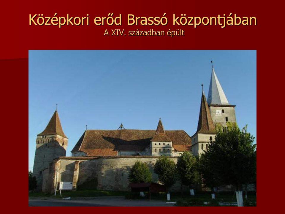 Királyi kastély Soborsinban (Soborsin Arad és Déva között van kb. félúton)
