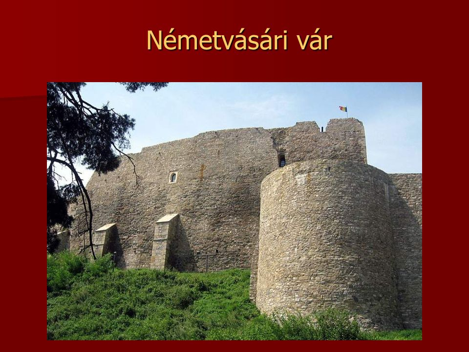 Fogarasi vár
