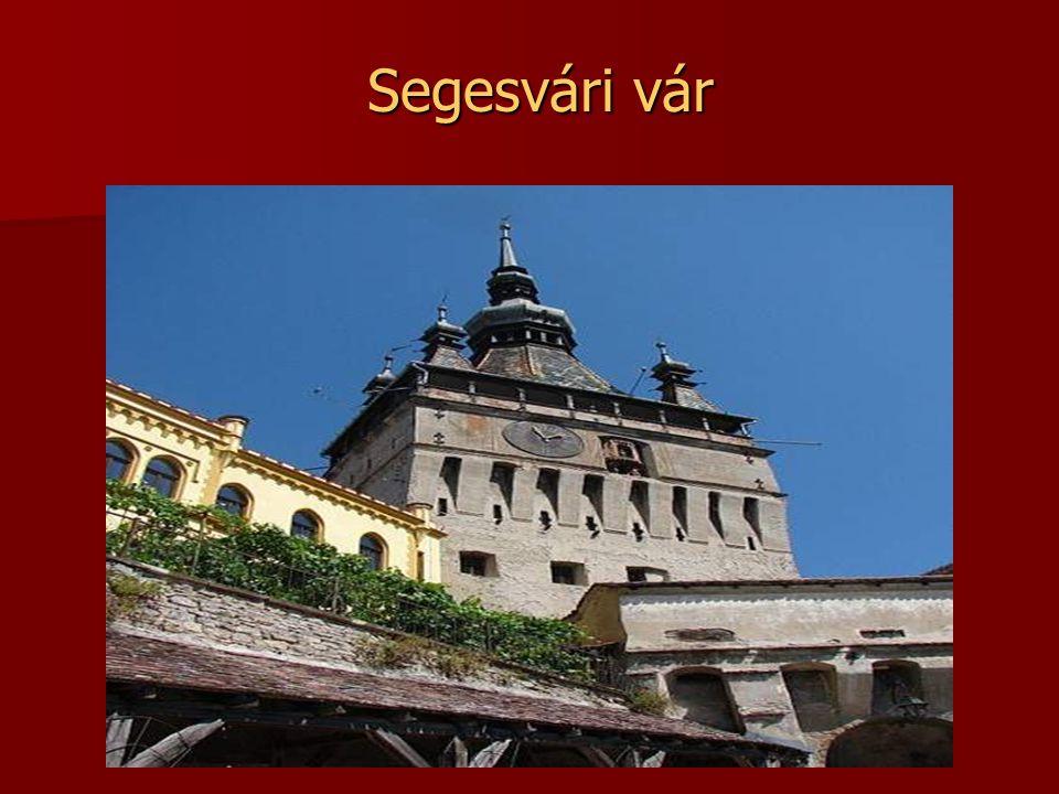 Barcarozsnyói vár (Brassó közelében)