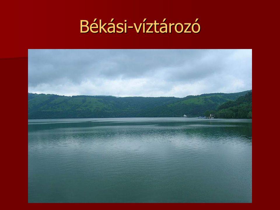 Bilea-tó A Fogarasi-havasok legnagyobb tengerszeme.
