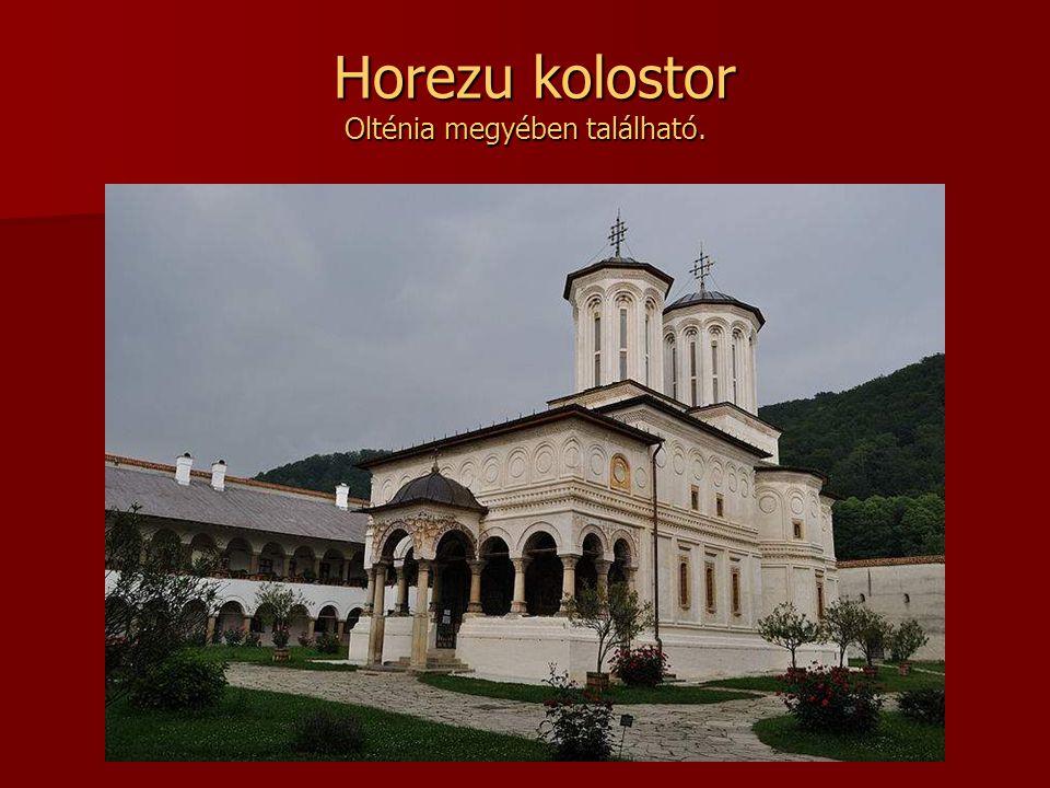 Lájnici ortodox kolostor A Zsil völgyében található. Lájnici ortodox kolostor A Zsil völgyében található.