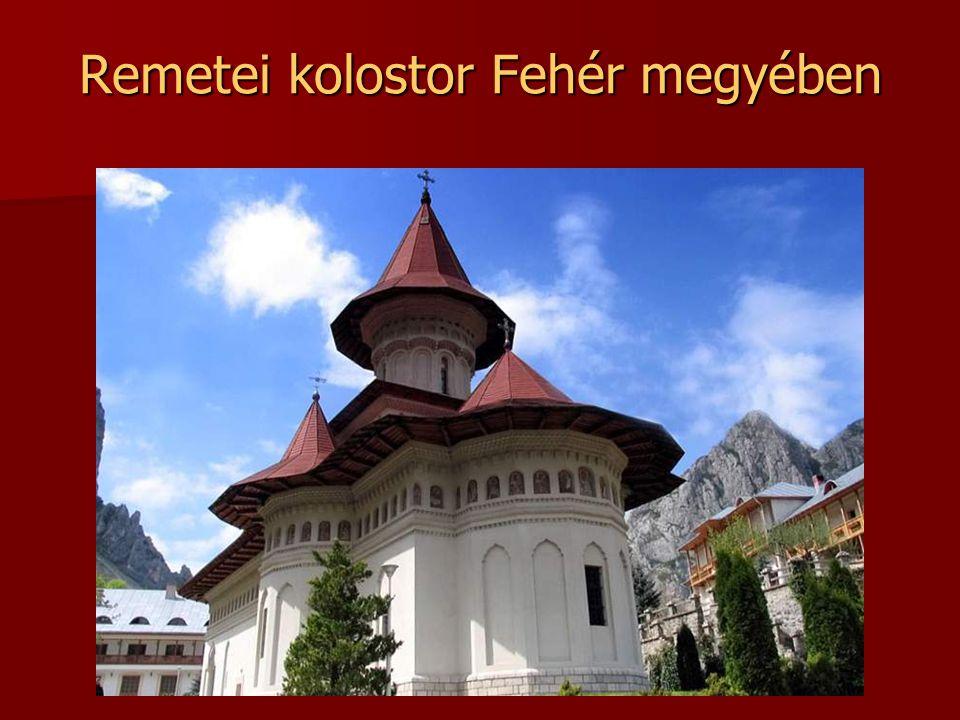 Putnai ortodox kolostor Bukovinában, Szucsáva megyében található.