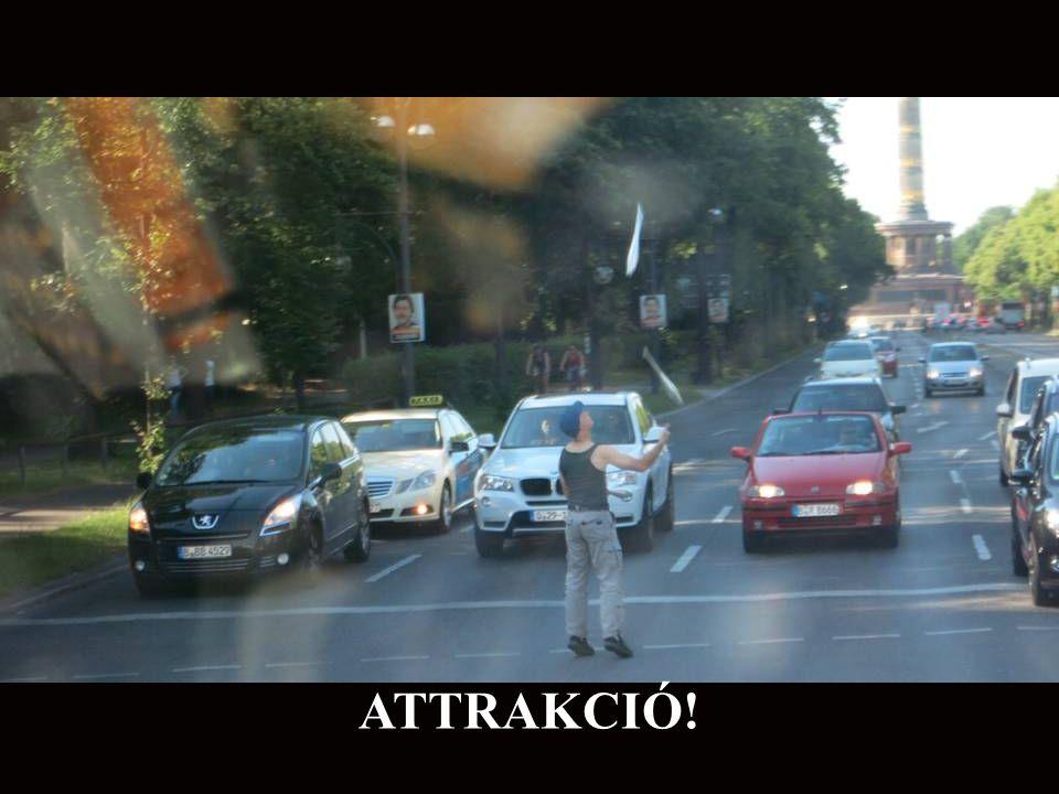 ATTRAKCIÓ!