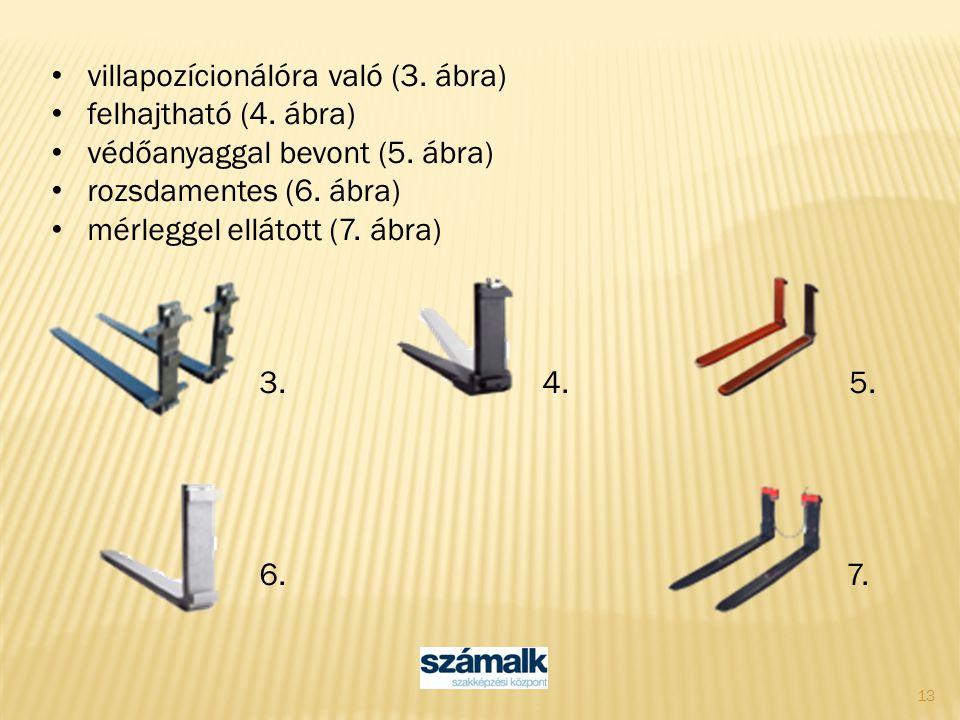 13 villapozícionálóra való (3. ábra) felhajtható (4. ábra) védőanyaggal bevont (5. ábra) rozsdamentes (6. ábra) mérleggel ellátott (7. ábra) 3. 4. 5.