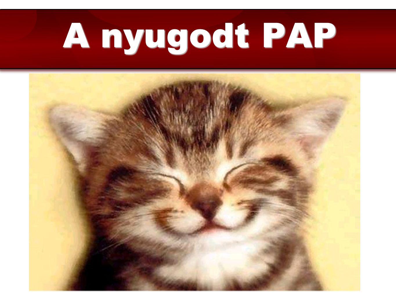 A nyugodt PAP