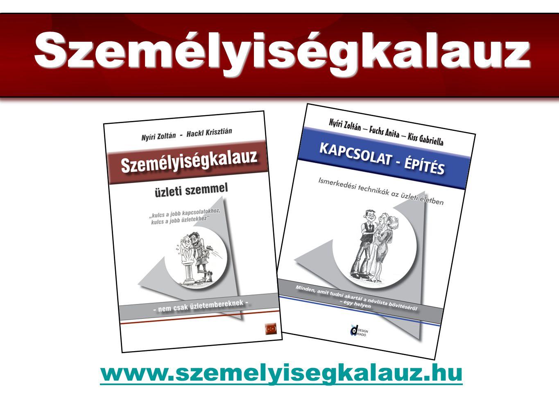 Személyiségkalauz www.szemelyisegkalauz.hu