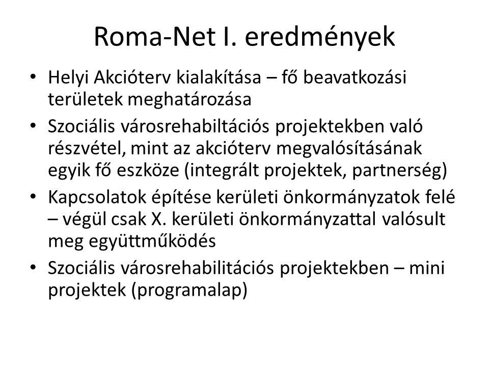 Roma-Net I.