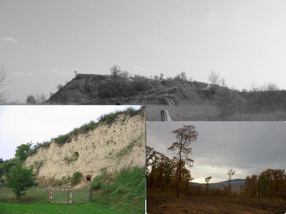 Érd-Battai - plató Kajászói löszfalVáli-völgy a Vel. hg-vel