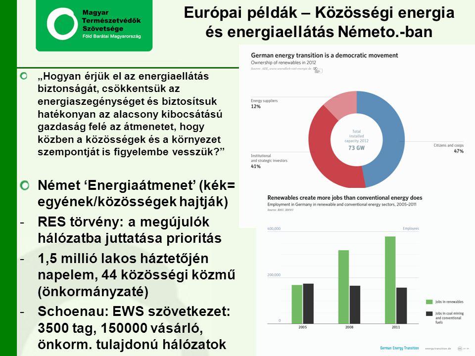 """""""Hogyan érjük el az energiaellátás biztonságát, csökkentsük az energiaszegénységet és biztosítsuk hatékonyan az alacsony kibocsátású gazdaság felé az"""