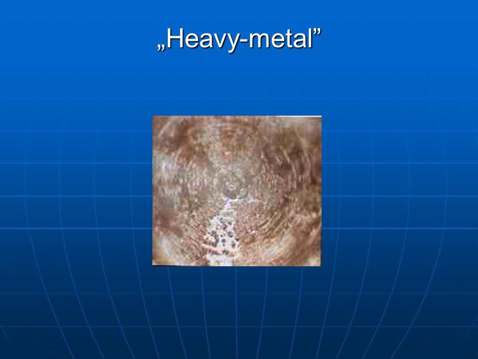 """Heavy-metal"