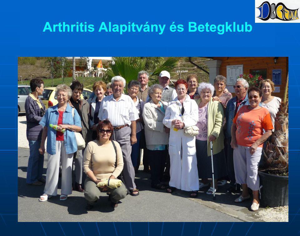 Arthritis Alapitvány és Betegklub