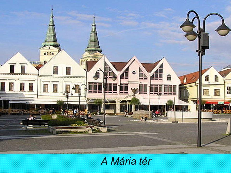 A Mária tér