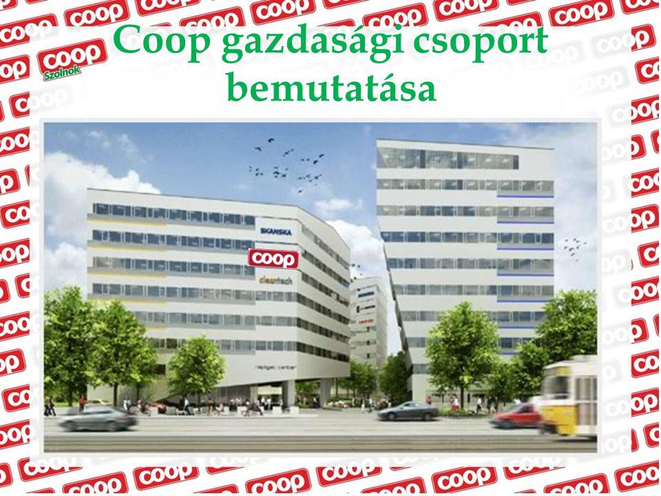 Coop gazdasági csoport bemutatása
