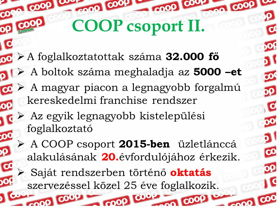 TISZA-COOP Zrt.