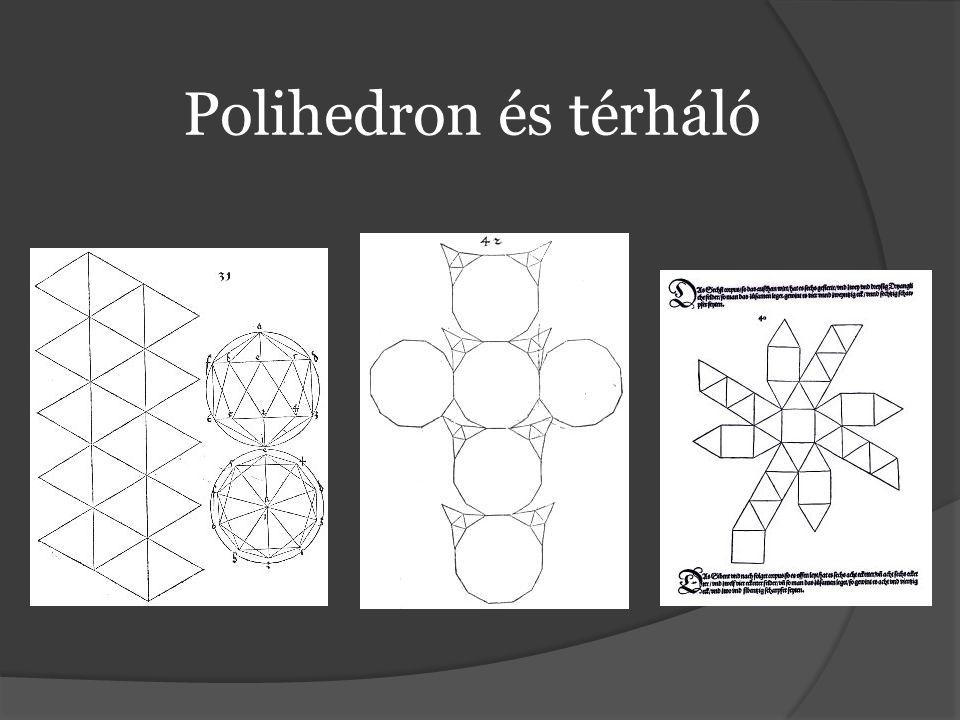 Polihedron és térháló
