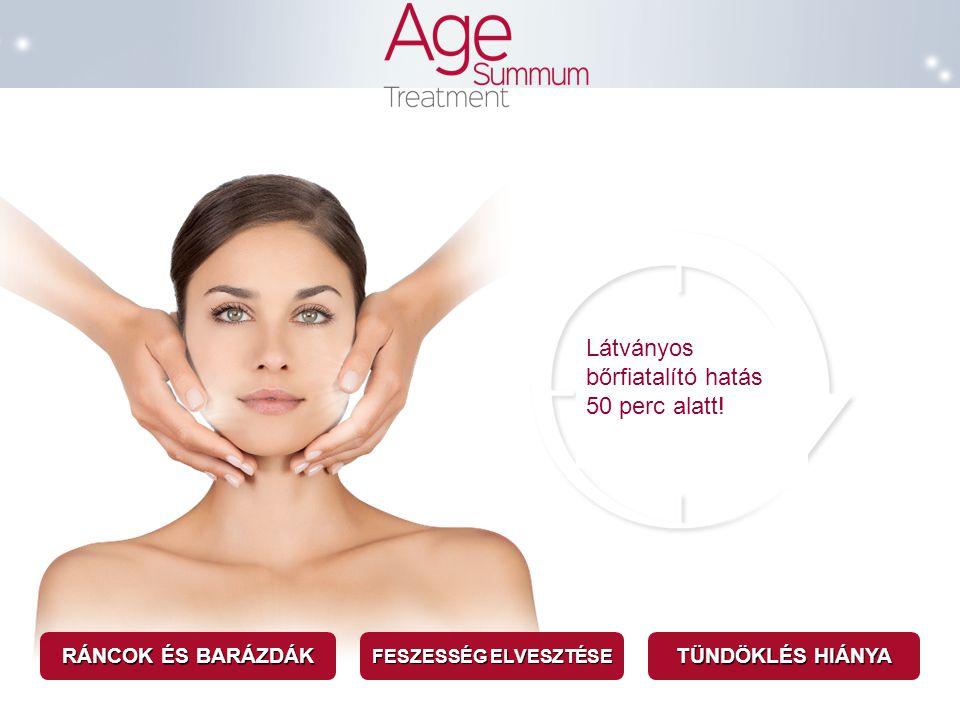 Konzultáció Főbb kérdések : Az öregedésnek milyen látható jelei vannak az arcán.