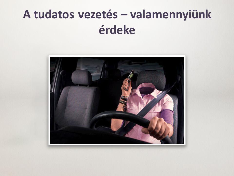 A felkészültebb, több tudással rendelkező gépjárművezetői kör bővítése.