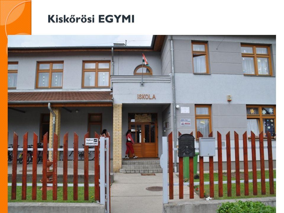 """Kiskőrösi EGYMI A """"Nagydunai Egységes Gyógypedagógiai Módszertani Intézmény vidéki városban (""""Nagydunában ) van."""