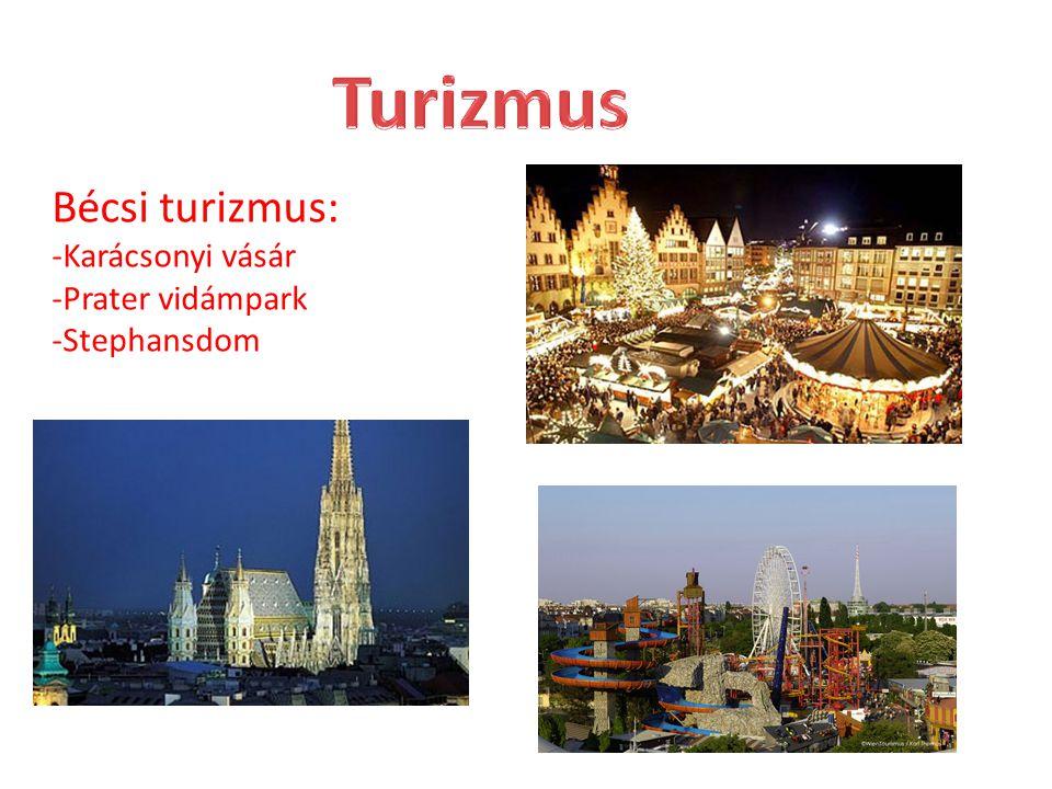 Bécsi turizmus: -Karácsonyi vásár -Prater vidámpark -Stephansdom