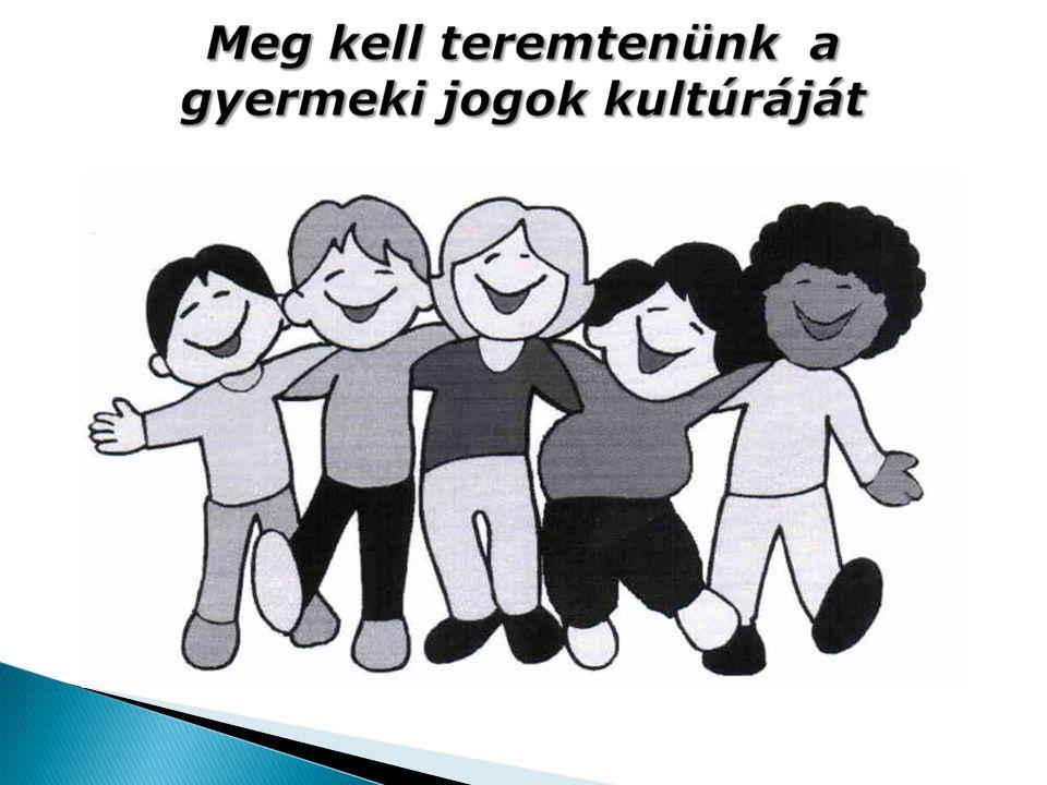 A gyermekek jogaival és a pozitív szülői magatartással kapcsolatos képzés támogatása:  elő kell segíteni, hogy a szülők jobban megismerjék szerepük jellegét ( változásának módját), a gyermekek jogait, az előbbiekből következő feladatokat és kötelezettségeket, saját jogaikat,  a gyermekeket is meg kell tanítani arra, hogy mik a jogaik és kötelezettségeik, hogy tisztában legyenek a pozitív szülői magatartás fogalmával, és azzal, hogy ez mit jelent a számukra.