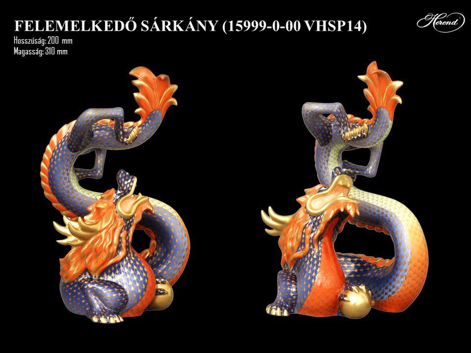 FELEMELKEDŐ SÁRKÁNY (15999-0-00 VHSP14) Hosszúság: 200 mm Magasság: 310 mm