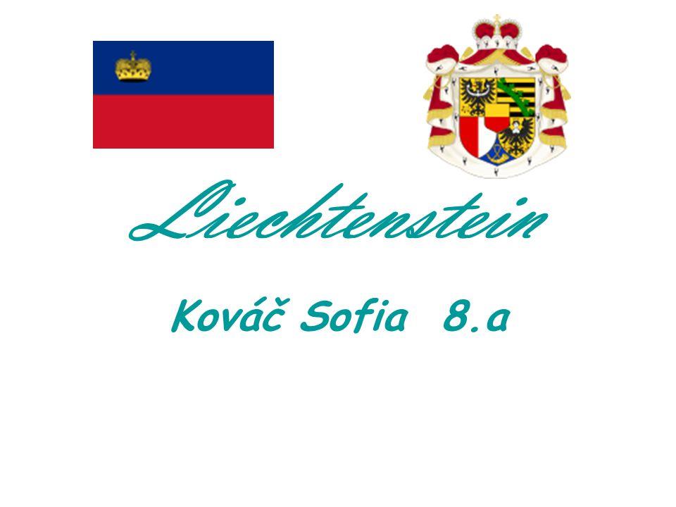 Liechtenstein Kováč Sofia 8.a