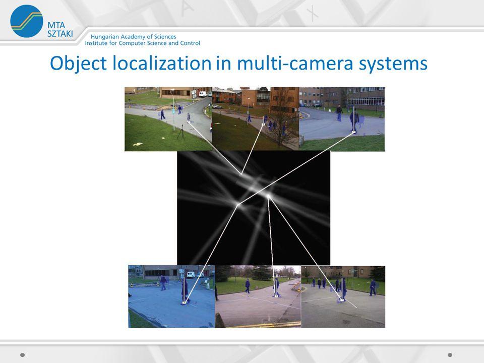 Object localization in wide baseline multimodal configuration 6