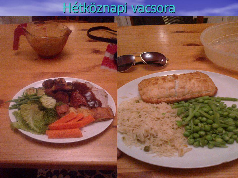 Hétköznapi vacsora