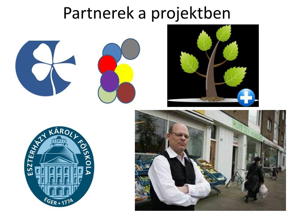 Partnerek a projektben