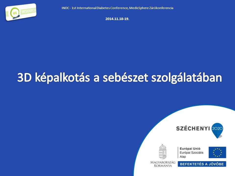 2014.11.18-19. INDC - 1st International Diabetes Conference, MedicSphere Zárókonferencia